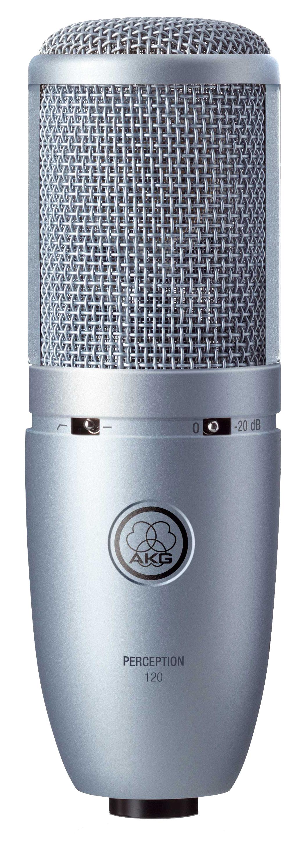 AKG Perception 120 Studio Condenser Microphone