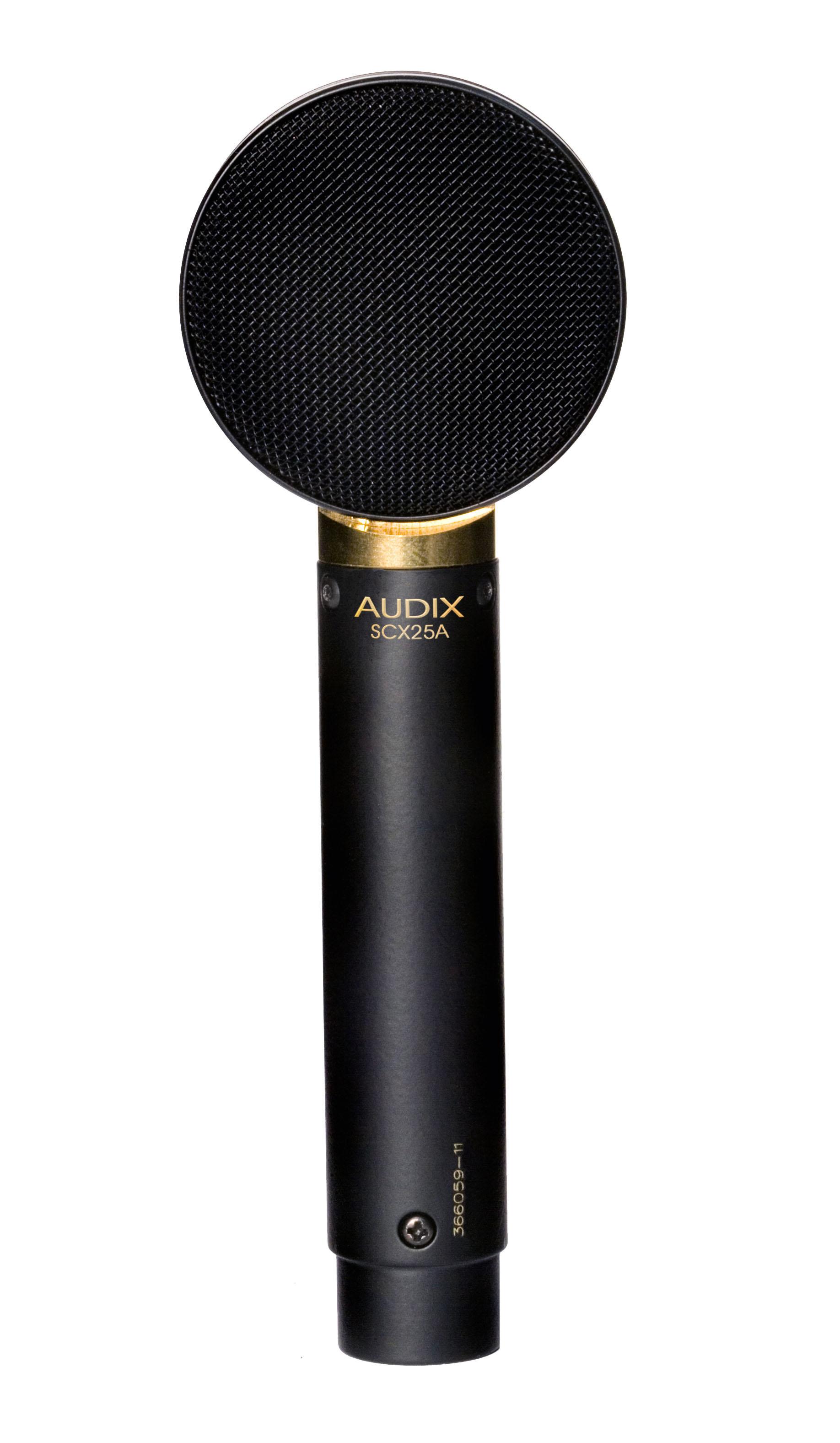 Audix SCX25A Studio Condenser Microphone, Large Diagphram