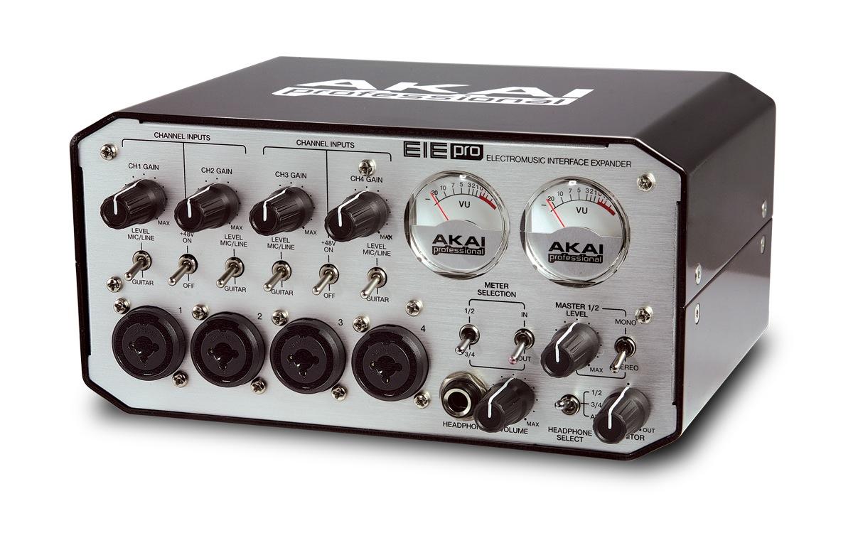 Akai EIE PRO Electromusic Interface Extender USB Audio Interface