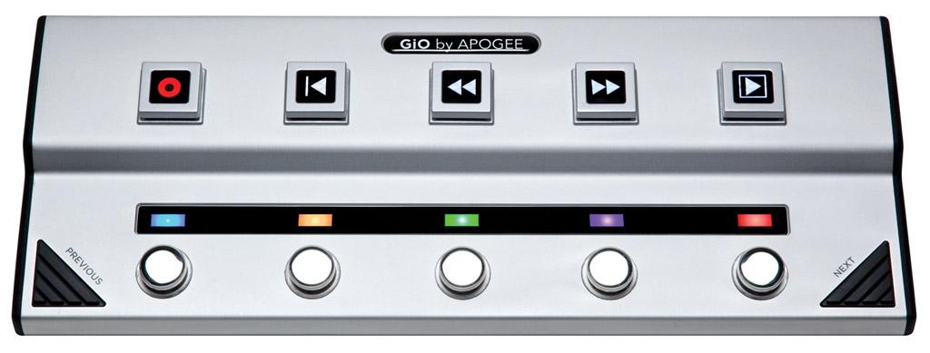 Apogee GIO USB Mac Interface Controller