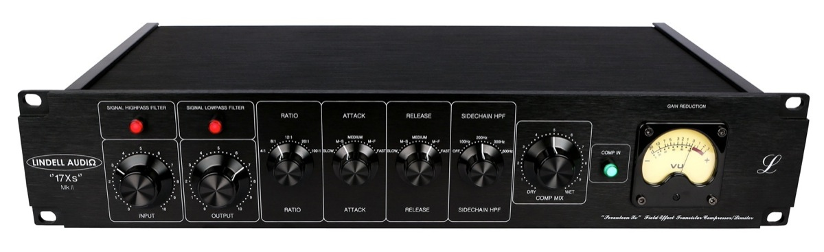Lindell Audio 17XS MkII FET Compressor and Limiter