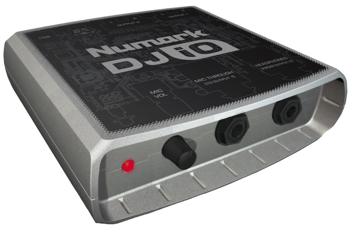 Numark DJ I/O USB Audio Interface