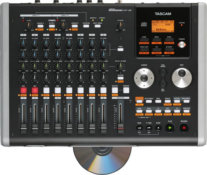 Tascam and other discount musical instruments