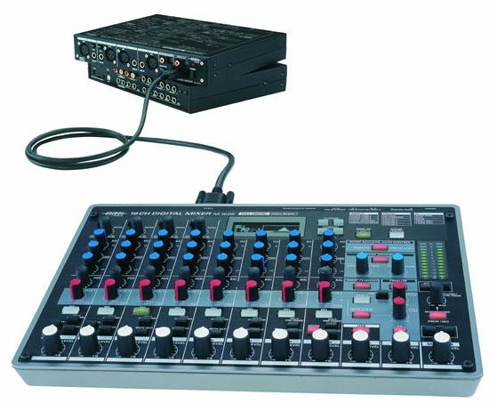 Recording Studio Audio Mixers